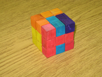 Puzzle Project Puzzle Cube Project